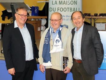 André Rousseau au centre